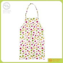export new arrival 100% AZO free TPU kitchen waterproof aprons , washable Kitchen Apron