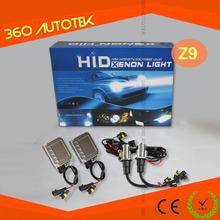 Automobile HID Xenon kit 35w 55w AC/DC moto hid xenon slim kit
