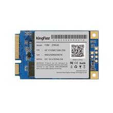 KingFast half size 256GB SSD mSATA MLC SSD with High Speed Cache SSD
