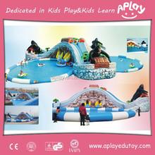 Interesting on Promotion Jungle Adventure Inflatable Park