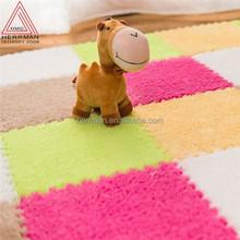 Multi-function Soft Plush Baby Play Mat