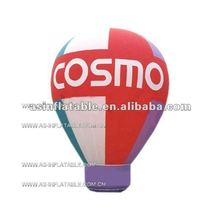 2012 new design gaint inflatable hot air balloon