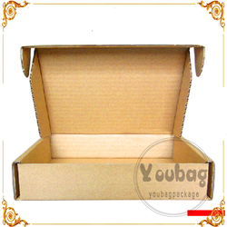hot sale printed paper shipping box , paper box packing