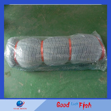 Gray Color Depthway Stretching Fishing Net