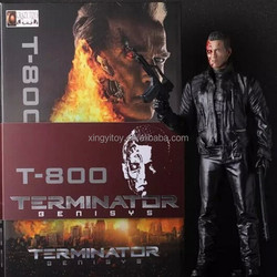 "Crazy toy The Terminator T-800 Terminator 12"" toy action figure"