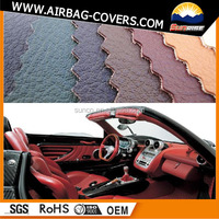 Car Dashboard Leather/Auto Dashboard Covering Material/Dashboard PVC leather,PVC Film