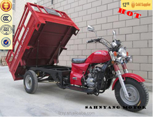 3 wheel cargo motorcycle water cooling three wheel motorcycle for sale