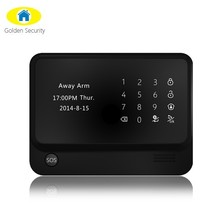 New Experience!!! GSM+WIFI home security alarm system & alarm system GSM+ Wifi with APP by IP based
