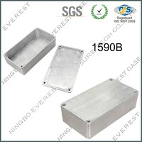 Die Cast Aluminum Box for Electronic 1590B