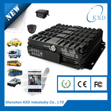 4 Channel Comprehensive view's multi-use dvr HDD and SD card/Dual shock
