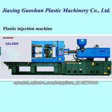 280T de ahorro de energía de la máquina de inyección de plástico