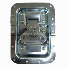Zinc plated flight case hardwares butterfly lock