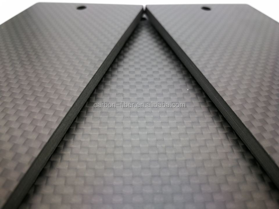 cfrp serg fiber de carbone feuille stratifi e plaque 1mm. Black Bedroom Furniture Sets. Home Design Ideas
