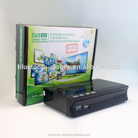 Factory direct HD dvb-s2 set top box free to air receiver satellite receiver dvbs2 with high quality