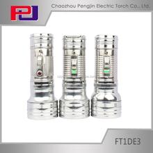 FT1DE3 High quality led torch light small led flashlight torch
