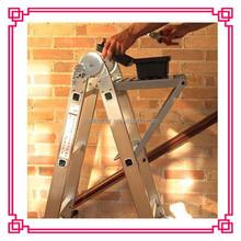 super 4*2 steps Mutil-purpose Aluminium Ladder with small hinger