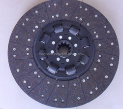 High Quality truck spare part Push Diaphragm Clutch 430 Clutch disc Clutch Plate DZ1560160012 for Shacman F3000