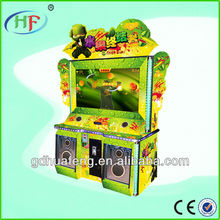 Kinect fruit amusement game machines/arcade video game machines