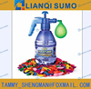 top sale, summer toy plastic water toy pump with balloon filler