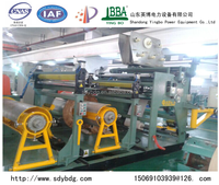 foil winding machine for transformer