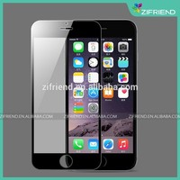 Zifriend silk print color frame Full Screen Tempered Glass Screen Protector iPhone 6 compatible