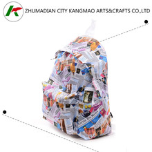 newest style backpack school bag