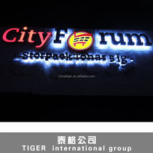 led writing board business signage cheap channel letters