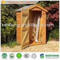 2015 Outdoor Wooden Garden Shed for Sale