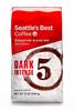 Seattle's Best Ground Coffee Dark & Intense Level 5, 12 oz
