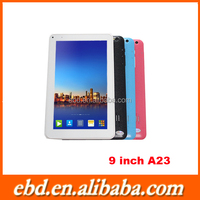 Tablet 9 inch android 4.2 dual core tablets bulk buy from China supplier
