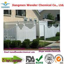 powder coated tube goods decorative electrostatic spray paint