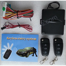 China factory One way universal remote control Car keyless entry system with window closer Two Sides Direction Light Flashing
