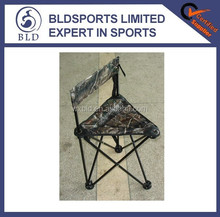 High quality and wholesale camo folding chair for hunting