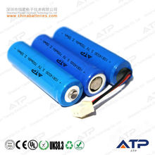 li-ion 14500 700mah 3.7v battery / 3.7v icr 14500 li-ion rechargeable battery / li-ion battery 3.7v aa 14500