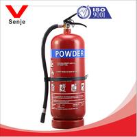 Portable 9kg abc type dry powder fire extinguisher