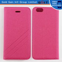 Wholesale Price for iPhone 6 Case Cover, New Product Flip Case Cover for iPhone 6