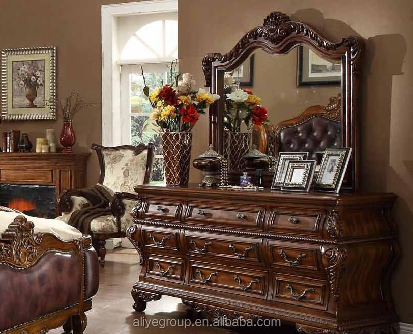 MM02-estilo americano cama muebles de dormitorio y muebles de ...