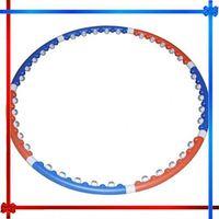 H0T093 flat pipe pvc hula hoop