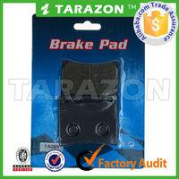 Chinese factory wholesale motorycle brake pad for street bike