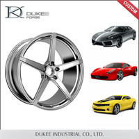Wholesale forged 5x112 high end alloy wheel repair equipment