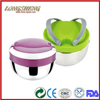 2014 Hot Sales Colorful Lunch Box F0202 Hot Box Food Container