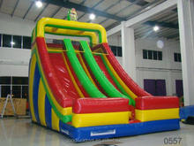 waterslide commercial pvc inflatable titanic slip