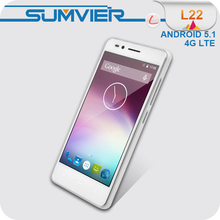 Newest model 4G 4.5 inch dual sim phone smart phone L22 hand phone