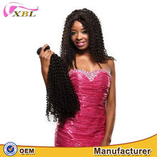 2015 XBL new tendence afro kinky human hair weave best virgin Mongolian kinky curly hair