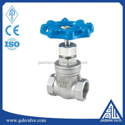 gear operated Stainless steel gate valve
