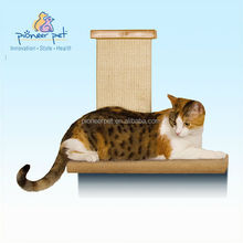 Sky Climber /Easy install sisal cat scratch board