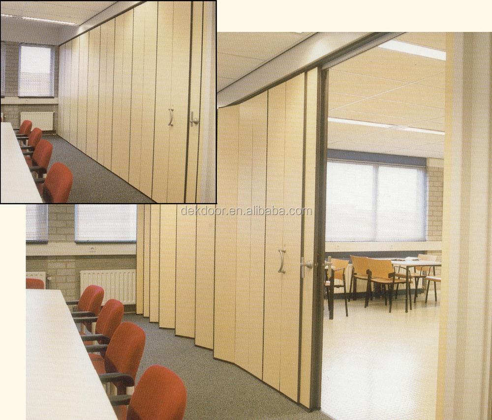 Folding Moving Partition Walls Dividing Workspaces - Buy Folding ...
