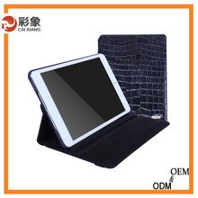 High Quality tablet Leather pouch Mobile Phone Case for iPad Air