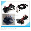 Top selling electrical auto Car Headlight Wiring Harness with relay Adaptor for car