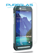 wholesale cell accessories for galaxy s5 active, Pureglas screen protector tempered glass for samsung mobile phone lcd screen